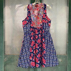 Isle by Melis Kozan Begonia Dress NWT